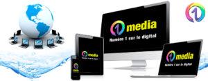 01media.fr : création de site Internet professionnel et développement Web sur mesure à Bourg-en-Bresse dans l'Ain