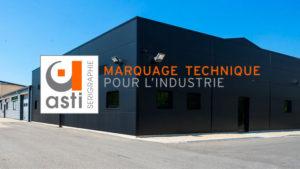ASTI Sérigraphie imprimerie spécialisée en sérigraphie, impression et découpe numérique