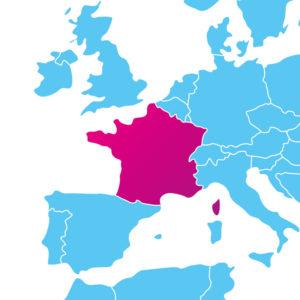 Base de données des codes postaux de la France : liste des codes postaux des localités de la France au format .sql