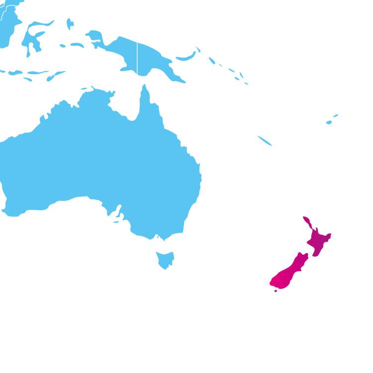 Base de données des codes postaux de la Nouvelle-Zélande : liste des codes postaux des localités de la Nouvelle-Zélande au format .sql