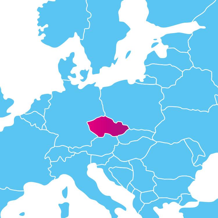 Base de données des codes postaux de la République Tchèque : liste des codes postaux des localités de la République Tchèque au format .sql