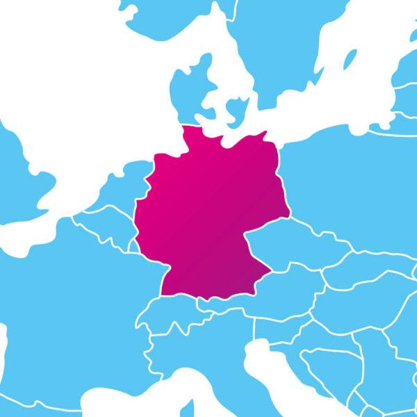 Base de données des codes postaux de l'Allemagne : liste des codes postaux des localités de l'Allemagne au format .sql