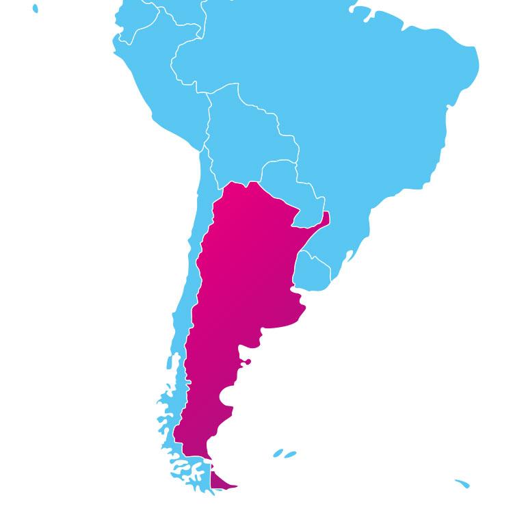 Base de données des codes postaux de l'Argentine : liste des codes postaux des localités de l'Argentine au format .sql