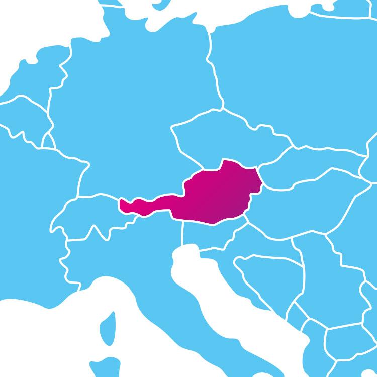 Base de données des codes postaux de l'Autriche : liste des codes postaux des localités de l'Autriche au format .sql