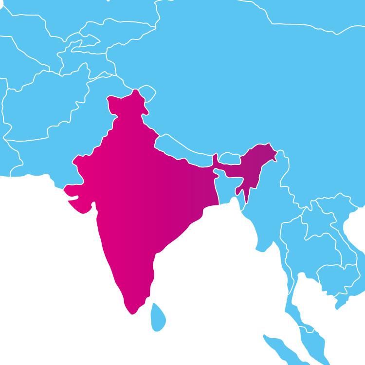 Base de données des codes postaux de l'Inde : liste des codes postaux des localités de l'Inde au format .sql