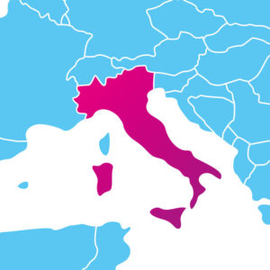 Base de données des codes postaux de l'Italie : liste des codes postaux des localités de l'Italie au format .sql