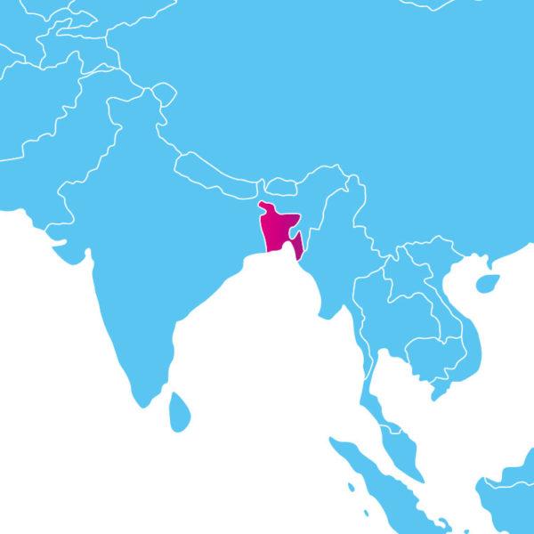 Base de données des codes postaux du Bangladesh : liste des codes postaux des localités du Bangladesh au format .sql