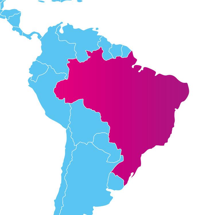 Base de données des codes postaux du Brésil : liste des codes postaux des localités du Brésil au format .sql
